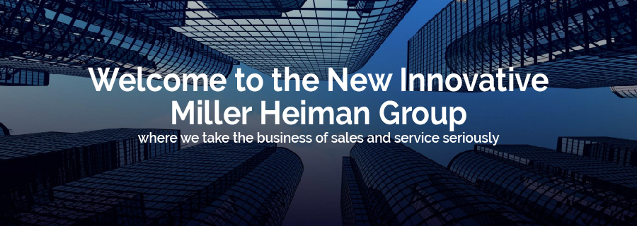 Welcome to the New Innovative Miller Heiman Group